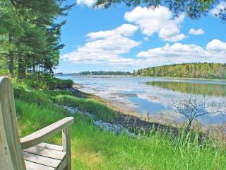 RACKLIFF BAY FARMHOUSE - Town of St George - Spruce Head vacation rentals