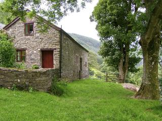 GRAIG LAS, pet friendly, character holiday cottage, with hot tub in Llangynog, Ref 4347 - Carmarthenshire vacation rentals