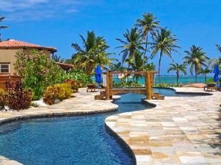 Seascape - Beachfront Villa on North Ambergris Caye - Exotic Atrium - Ambergris Caye vacation rentals