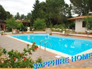 SAPPHIRE HOME,SPECIAL PRICE X 2,PALERMO,POOL SALT WATER - Balestrate vacation rentals