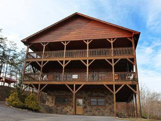 Party Hut a five bedroom cabin - Sevierville vacation rentals