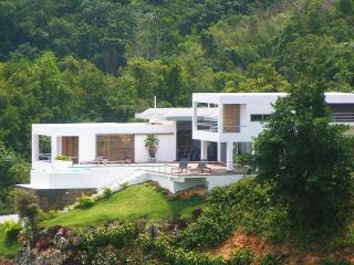 Elegant hillside refuge on DR's loveliest beach - Las Terrenas vacation rentals