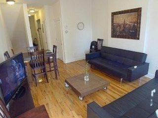 3 Bedroom - Balcony: 3 Bedroom for 1 to 10 Guests - New York City - rentals