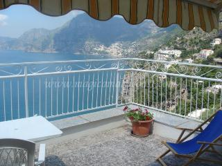 Casa Clementina- with huge terrace + view to Capri - Praiano vacation rentals