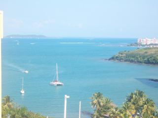 Gorgeous  New 0cean View Corner Apartment- - Fajardo vacation rentals
