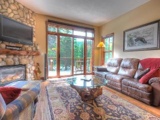 Ski In & Out Luxury Townhouse with Private Hot Tub - Sun Peaks vacation rentals