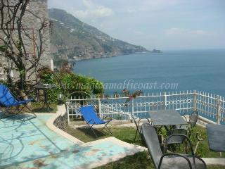 Casa Giulia-with direct access to the sea+parking - Amalfi Coast vacation rentals