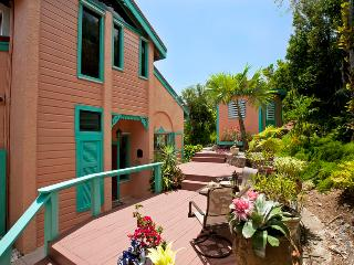 Seabright at Estate Peterborg, St. Thomas - Ocean View, Pool, Lush Tropical Landscaping - Peterborg vacation rentals