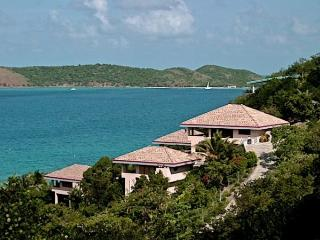 Dos Sols at Leverick Bay, Virgin Gorda - Open Design, Private Pool, Oversized Porch - North Sound vacation rentals