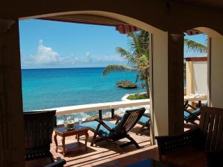 Faja Lobie at Beacon Hill, Saint Maarten - Beachfront, Pool, Perfect For Families Or Couples - Terres Basses vacation rentals