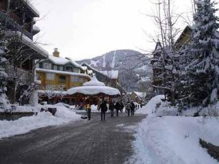 Whistler, BC., Deer Lodge, Town Plaza - Whistler vacation rentals