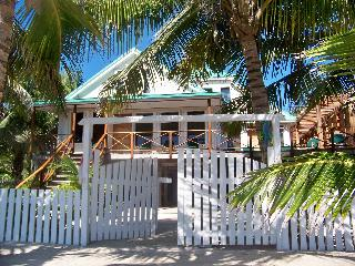 Iguana House 3B/3B Ocean Front Beach House - Belize Cayes vacation rentals