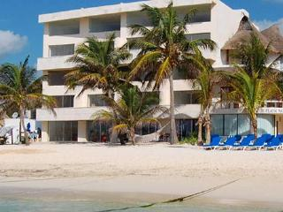 Ground Floor Directly on the Sand- True Oceanfront - Playa del Carmen vacation rentals