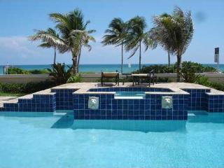 Fort Lauderdale 100' Ocean Front Beach Home - Fort Lauderdale vacation rentals
