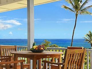 Free Car* with Poipu Sands 427 - Luxury 2 bedroom/2 bath condo with ocean views. Steps to Shipwreck Beach - Kauai vacation rentals