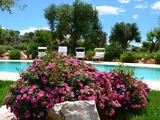 I TRULLI DI MONTALTINO Refined Villa With Pool - Puglia vacation rentals