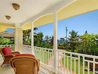 Alohilani - Gated Estate 5 Bedroom Villa with a Pool - Poipu vacation rentals