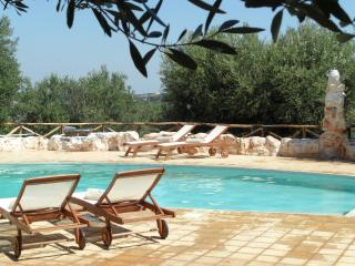 TRULLI BOUGANVILLE Luxury Villa With Pool - Monopoli vacation rentals