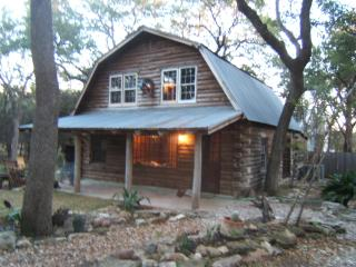 Log Cabin Getaway, Walk to the River - Wimberley vacation rentals