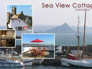 Sea View Cottage Penzance, Cornwall - Penzance vacation rentals