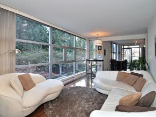 Downtown Vancouver 1 Bedroom Condo Close Walk to Amenities and Attractions - Vancouver vacation rentals