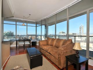 Downtown Victoria 1 Bedroom Condo With Sweeping Views of City and Mountains - Victoria vacation rentals