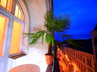 Raday Eclectic Suite, Art Nouveau,125sqm, WiFi AC - Budapest & Central Danube Region vacation rentals