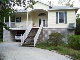 Tropical island home; a short walk to the beach - Sanibel Island vacation rentals
