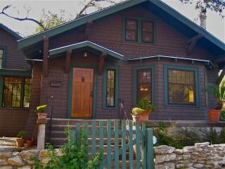 Austin Historical Landmark Home, 1/2 Acre Grounds - Austin vacation rentals