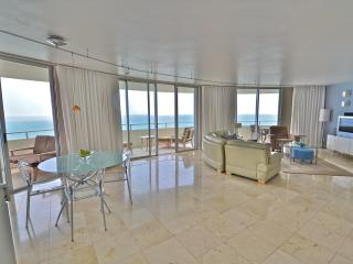 Dramatic 2 Bedroom Oceanfront Miami Vacation - Florida South Atlantic Coast vacation rentals