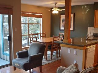 2 Bedroom Townhome with beautiful views of Rainbow Mountain - Whistler vacation rentals