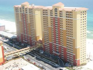 Calypso 1BR w/Garden Tub+ Reserved Beach Chairs - Panama City Beach vacation rentals