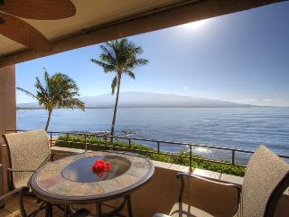 Romantic Ocean Front/OV in South Maui. Remodeled! - Kihei vacation rentals