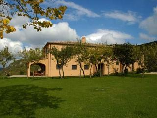 Luxury Farmhouse in Tuscany with Spectacular Views - San Casciano dei Bagni vacation rentals