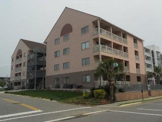 2BR Second Row, Oceanview Condo…Value Priced - Myrtle Beach vacation rentals