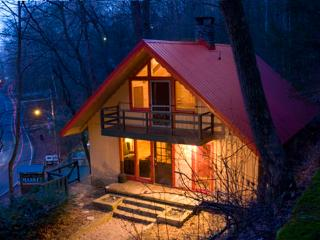 $650 a wk. Bring The Dog, Enjoy Wi-Fi, Pool Table and Hot Tub - Gatlinburg vacation rentals