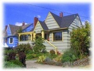 Front of Ballard Bungalow - Charming Ballard Bungalow Guest Suite with Hot Tub - Seattle - rentals