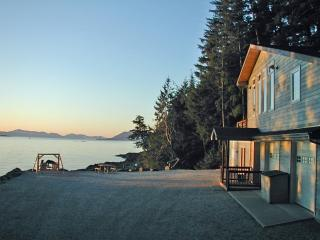 Hidden Cove Estate Beach House- Premier Rental - Ketchikan vacation rentals