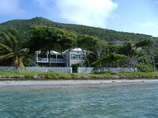 SECLUDED  OCEANFRONT AT TURTLE BEACH, ST.KITTS - Saint Kitts and Nevis vacation rentals