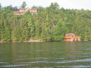 Luxury Cottage/ Boathouse Skeleton Lake Muskoka - Ontario vacation rentals