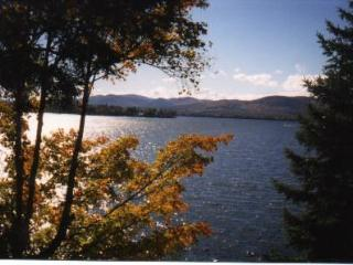 3 bdr 2 bath Lake George Home on the Lake - Lake George vacation rentals