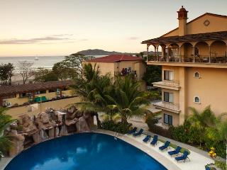 As seen on HGTV! Ocean View 2 BR penthouse in town - Tamarindo vacation rentals