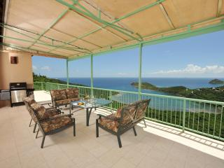 Villa Croix Vista /luxury 4 bedroom  4.5 bath,pool - Fish Bay vacation rentals