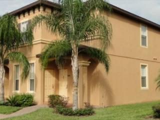 Regal Palms 4 Bed 3 Bath one street Pool Area with Free WIFI MA448MM - Davenport vacation rentals
