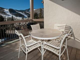 outside the townhome - mountain properties real estate & property mgmt