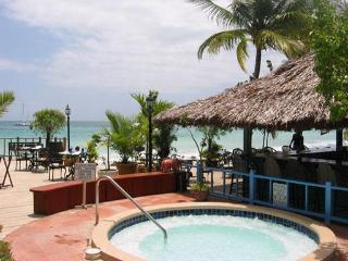 PARADISE SEASPLASH 1 BED BEACHSIDE SUITE IN NEGRIL - Montego Bay vacation rentals