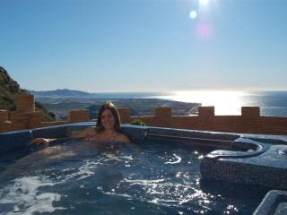 Villa with heated pool, hot tub and seaviews - Province of Granada vacation rentals