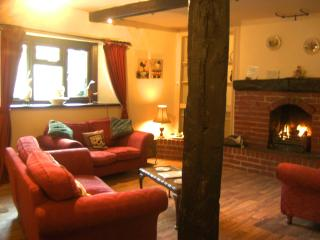 Village cottage: log fire,stream&ducks-BrookHouse2 - Lake District vacation rentals