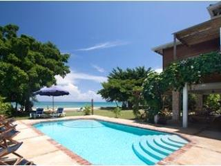 PARADISE SHADOWS BEACHFRONT VILLA IN DISCOVERY BAY - Montego Bay vacation rentals