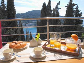 Note Bleue-1-BR with terrace, sea views & parking! - Dubrovnik vacation rentals